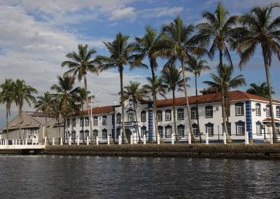 Área Continental de Santos (SP)