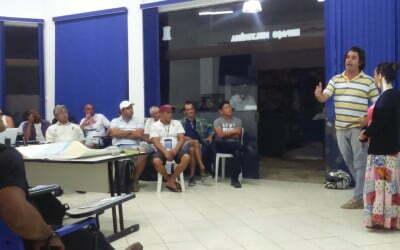 Projeto Pesca Esportiva Responsável esquenta temas importantes sobre atividade